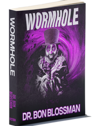 Wormhole (Behind the Mirror, Book 2)