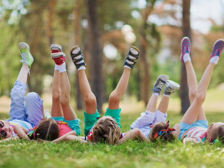 10 Fun Games for Sunny Summer Days