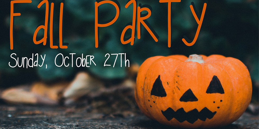 Children's Fall Party