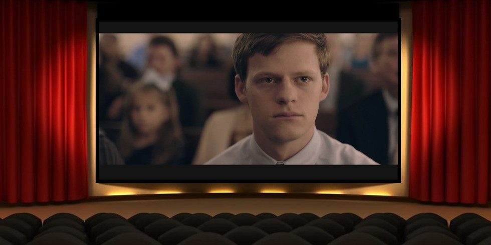 """FREE Screening and Discussion of the Movie, """"Boy Erased"""""""