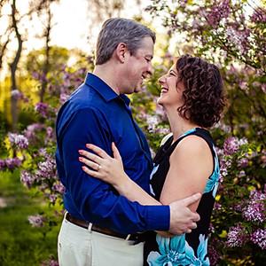 Jim Comerford & Nicole Woods