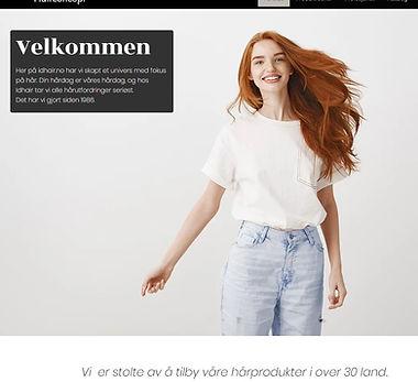 Idhair.no nettside laget av Respirare.no av Fredrik Nordland.jpg