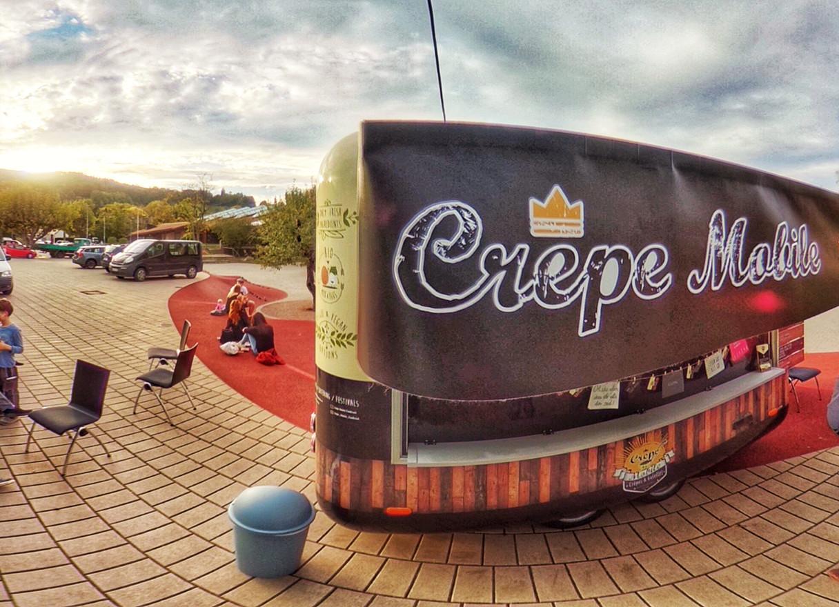 Crêpe Mobile Foodtruck bei der Originale, Merzhausen, 2018