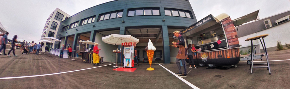 Crêpe Mobile, Firmen Event, TCL Consulting, Umkirch