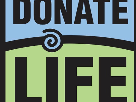 During this season of giving, why not Donate Life?