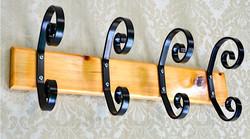 Wall Hanger Double Hook