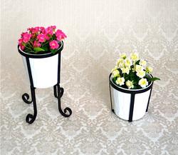 Pot Plant Stand & Wall Bracket