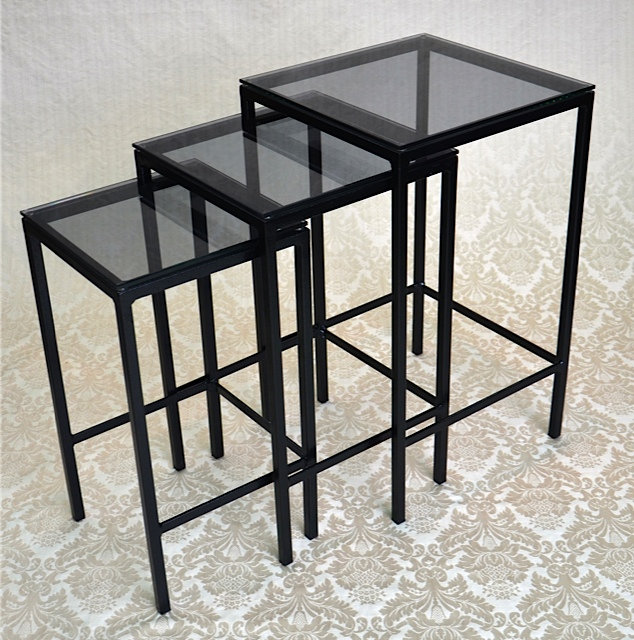 Side Tables - Nest of 3