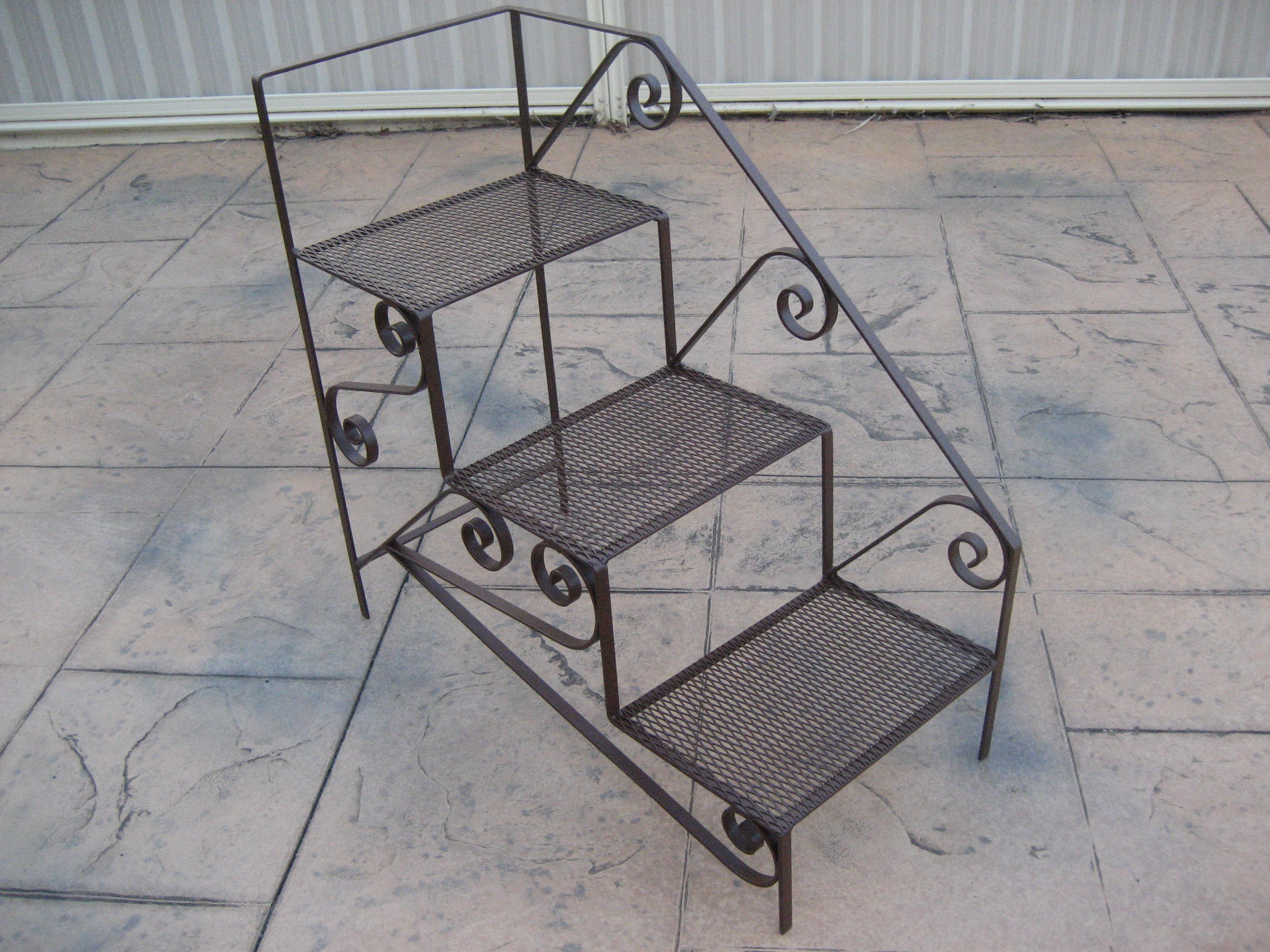 Three Step Plant Stand