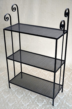3 Tier Stand Rectangle