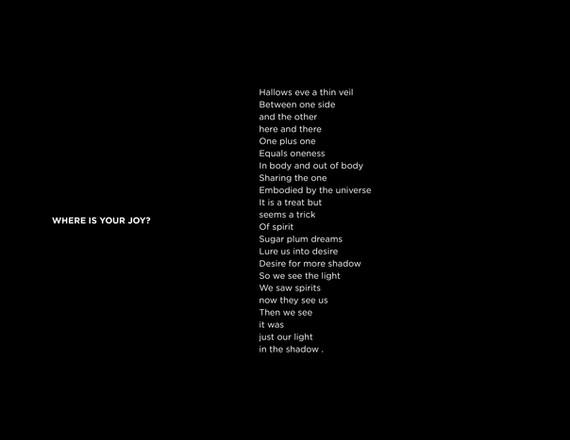 poem by Janine James