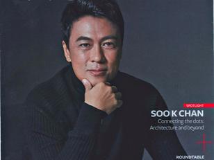 The Architect behind SkyTerrace@ Dawson - Soo K Chan