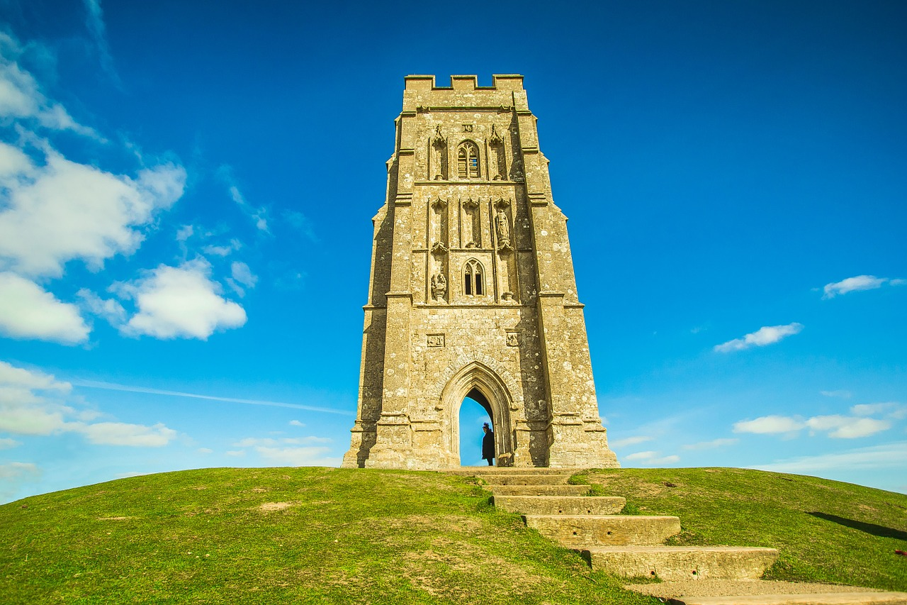 Climb Glastonbury Tor