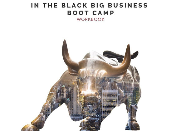 In the Black Big Business Boot Camp Workbook