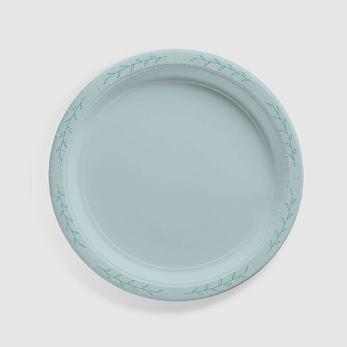 Baby Cottontail Large Plates