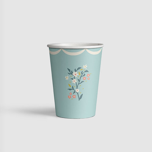 Garden Party Cups
