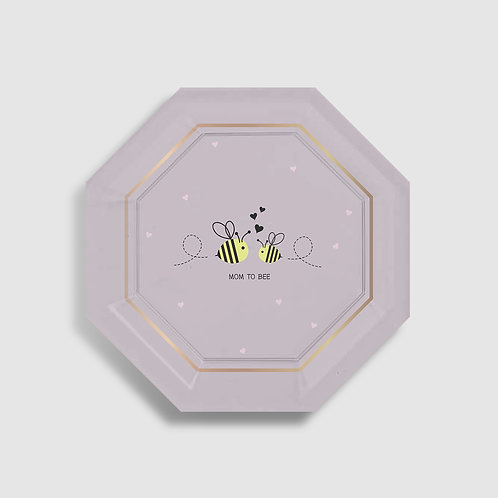 Busy Bumblebee Small Plate