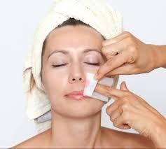 facial waxes