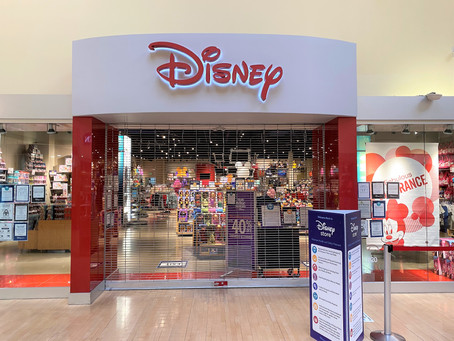 Disney at a Distance: Local Disney Stores