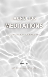 Aurelius, Meditations _ Portal by Melani