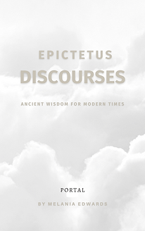 Discourses, Epictetus _ Portal by Melani