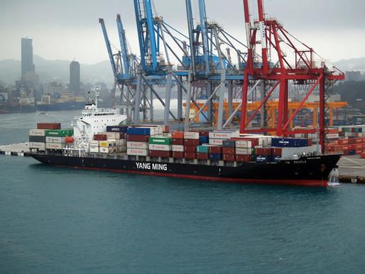 Comunicado operación portuaria en Buenaventura - Yang Ming.