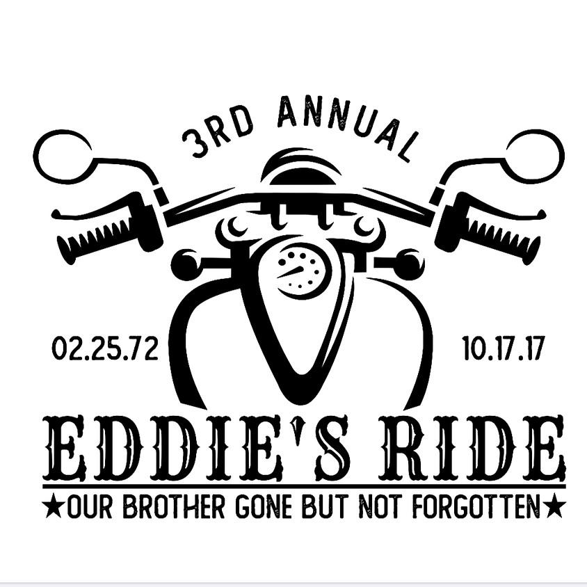 3rd Annual Eddie's Ride