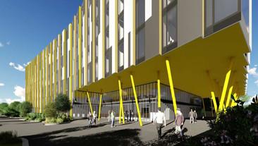 University of Surrey Halls