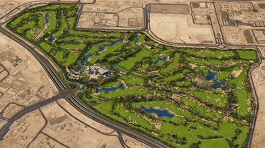 Doha Golf Courses