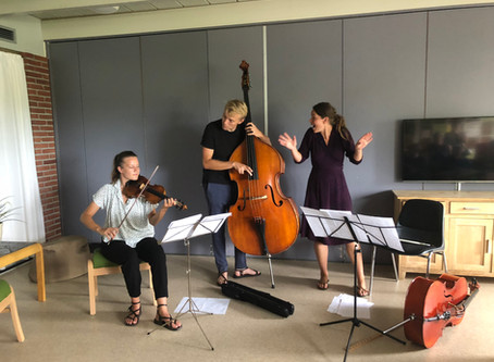 Music & Health: The Composers' Innovative Projects