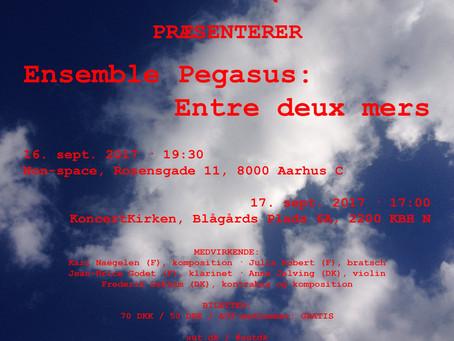 Ensemble Pegasus - Entre deux mers