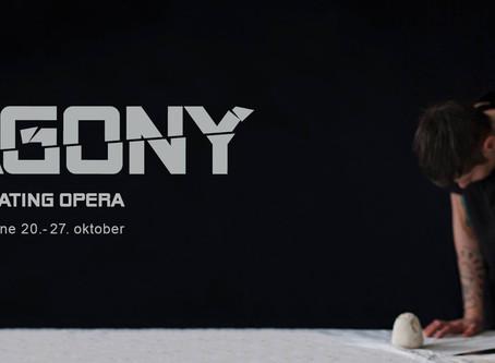 AGONY - An eating opera by Line Tjørnhøj