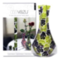 VAZU VersaRosa Green -vazu design