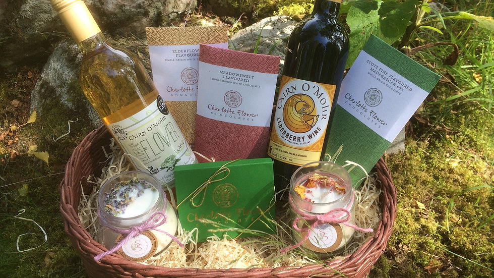 The Wild Highlands Indulgence Gift Hamper
