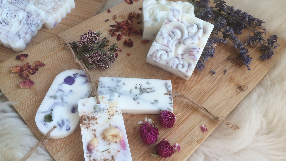 The Wild Botanical Wax Melts