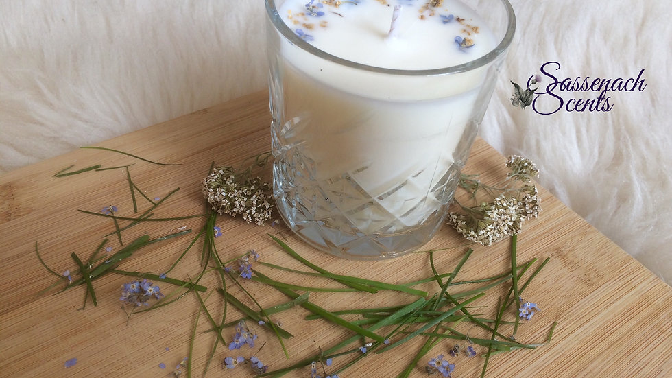 The Forget-Me-Not & Elderflower Scents