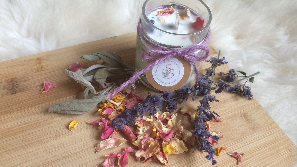 The Wild Roses/Wild Lavender & Sage Scents