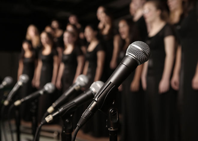 coro Performing