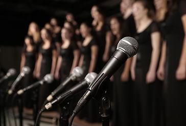 Formal Choir Performance