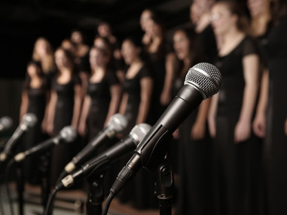 Student wins a place in the national Youth Choir