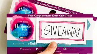 Twitter ticket giveaway!