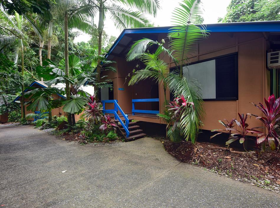 Cape Trib Beach House Cabins