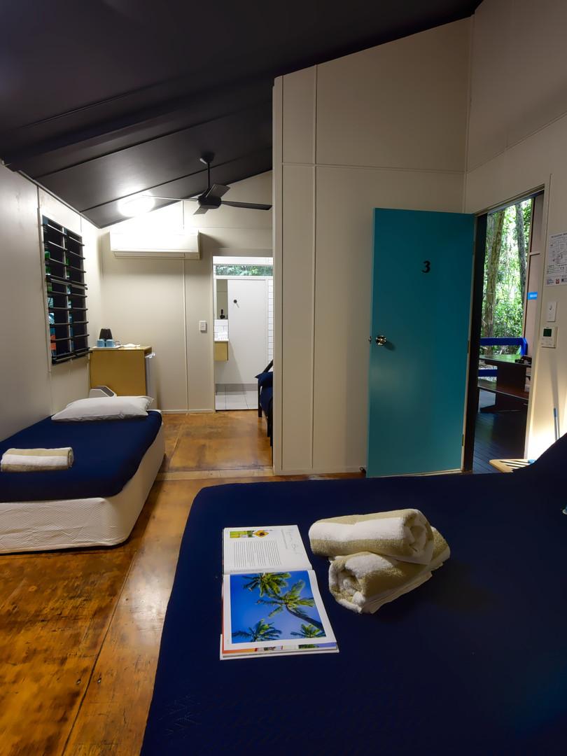 Endeavour Family Unit Interior