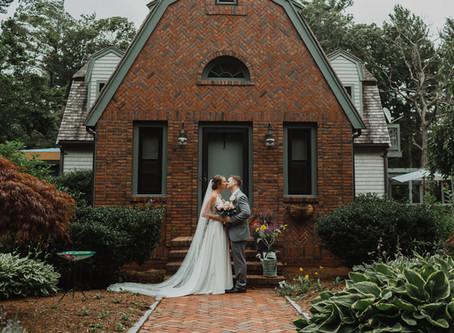 Mr + Mrs Moreau - Micro Wedding