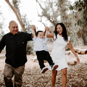 Seal Beach Family Session