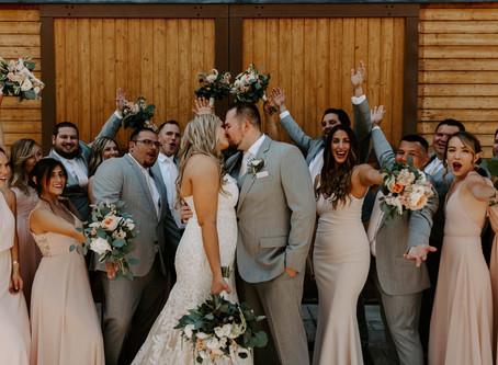 Temecula Wedding - Mr & Mrs Allen