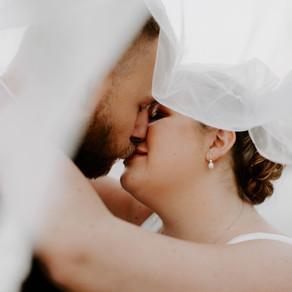 Long Beach Wedding - Mr & Mrs Appleberry