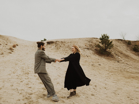 Editorial Inspired Styled Shoot - Rhode Island