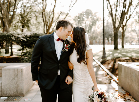 Cambridge Wedding - Mr & Mrs Carriero