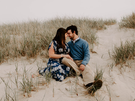 Cape Cod Engagement
